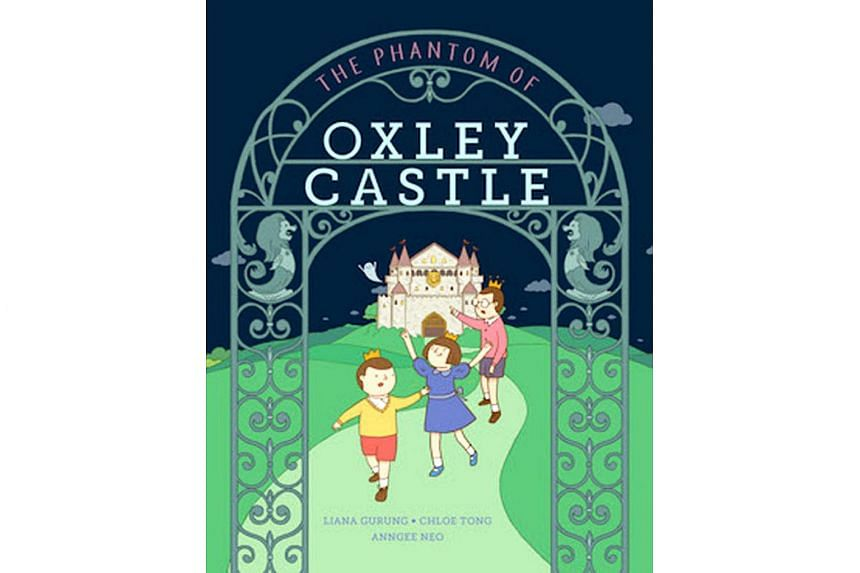 The title and storyline of The Phantom Of Oxley Castle bring to mind the 38 Oxley Road saga and Lee family feud.