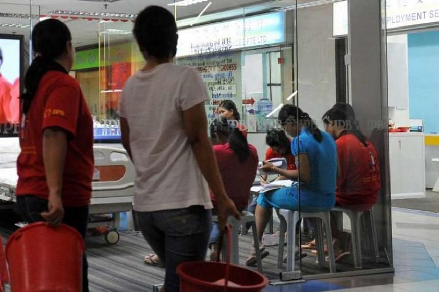 The Philippine Department of Labour and Employment said that the suspension would last until Dec 1.