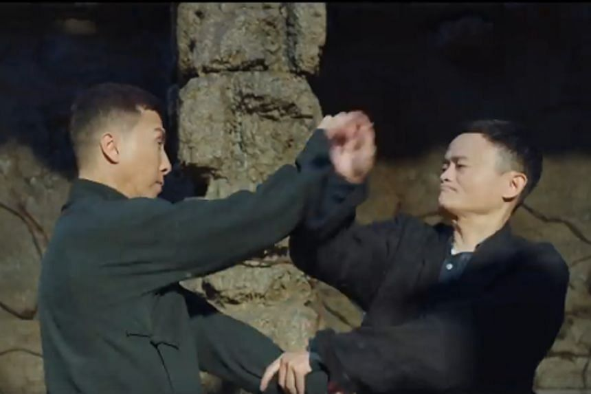 Some netizens commended Gong Shou Dao for championing martial arts, while others were critical as they questioned the intentions behind the film.