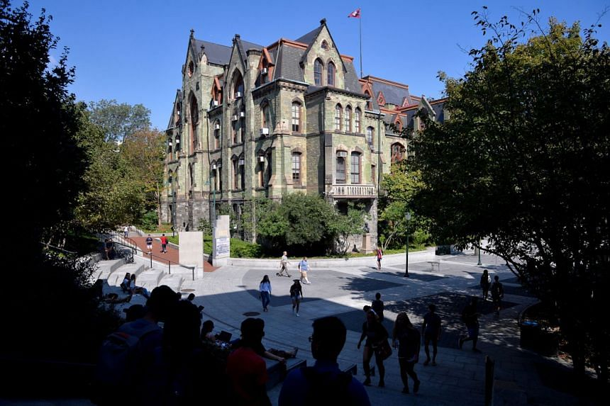 Experts cited an uncertain social and political climate as part of the reason for the decline in foreign enrollment into US colleges.