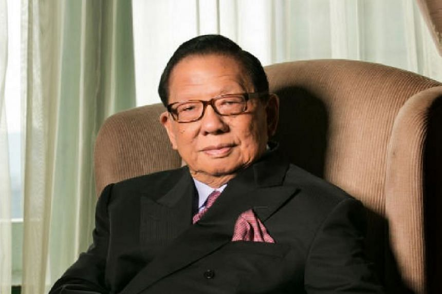 Tan Sri Dato' Seri (Dr) Yeoh Tiong Lay is the founder of YTL Group.