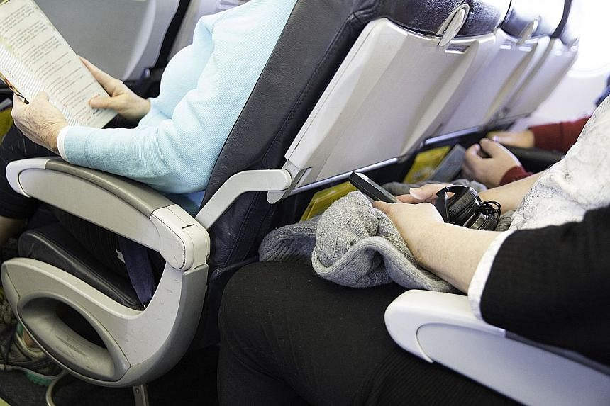 The lack of legroom in economy class does not add to the risk of developing VTE - the main cause of VTE during flights is a combination of dehydration and immobility, says Dr Yap Eng Soo.