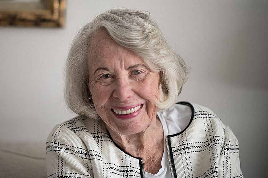 Liz Smith (above), the long-time queen of New York's tabloid gossip columns, died at her home in Manhattan. She was 94.