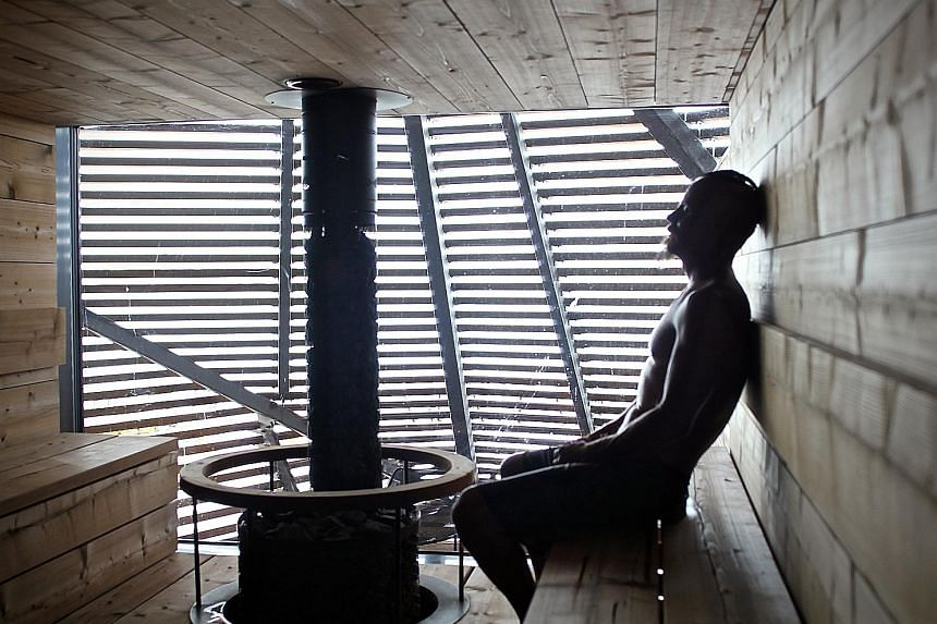 Scientists are not certain how saunas reduce heart disease, but one theory is that they contribute to a reduction in high blood pressure, one of the condition's major risk factors.