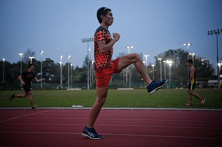 Singapore marathoner Soh Rui Yong will make his Standard Chartered Singapore Marathon bow next month. He retained his SEA Games title in Kuala Lumpur in August.