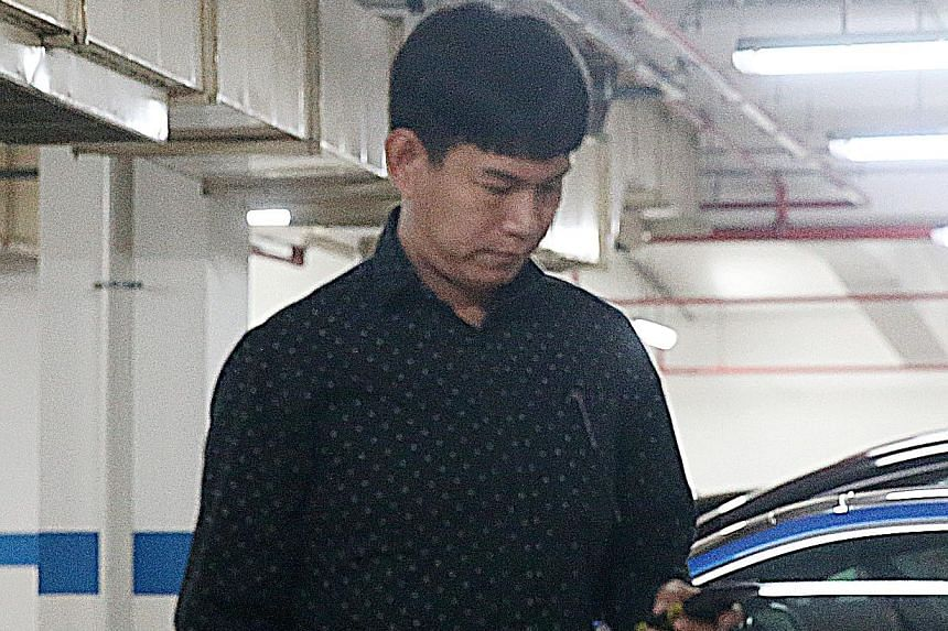 Ong Soon Heng, who was convicted in July of abducting and raping the undergraduate in 2014, was sentenced to 12 strokes of the cane and 13½ years in jail.