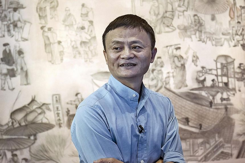 """Billionaire Wang Wei's company has primarily made its money shipping Alibaba's goods, as have several other delivery companies. The network feeding Alibaba at the centre is something Mr Jack Ma """"envisioned and planned from a long time ago""""."""