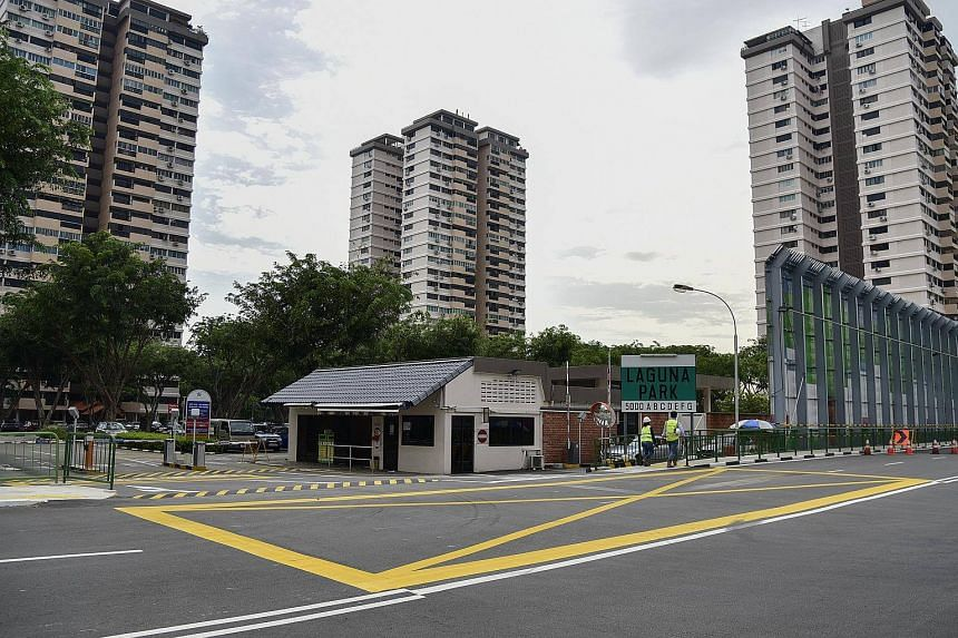 Laguna Park is currently going through en-bloc process. A Pre-Application Feasibility Study will soon be needed to submit outline or development applications for en-bloc proposals.