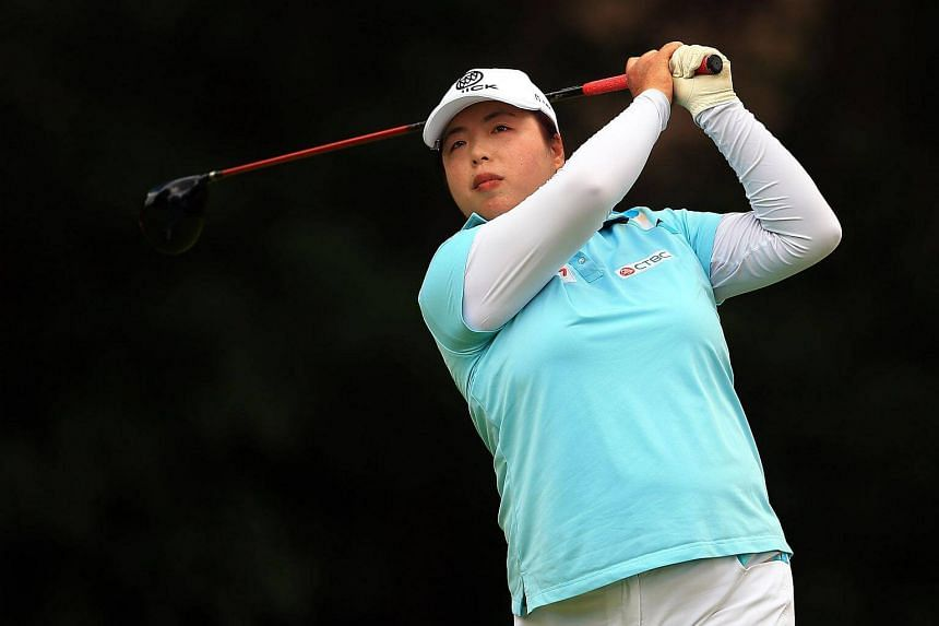 Feng triumphed on home soil in Hainan Island to claim a second successive LPGA Tour victory.