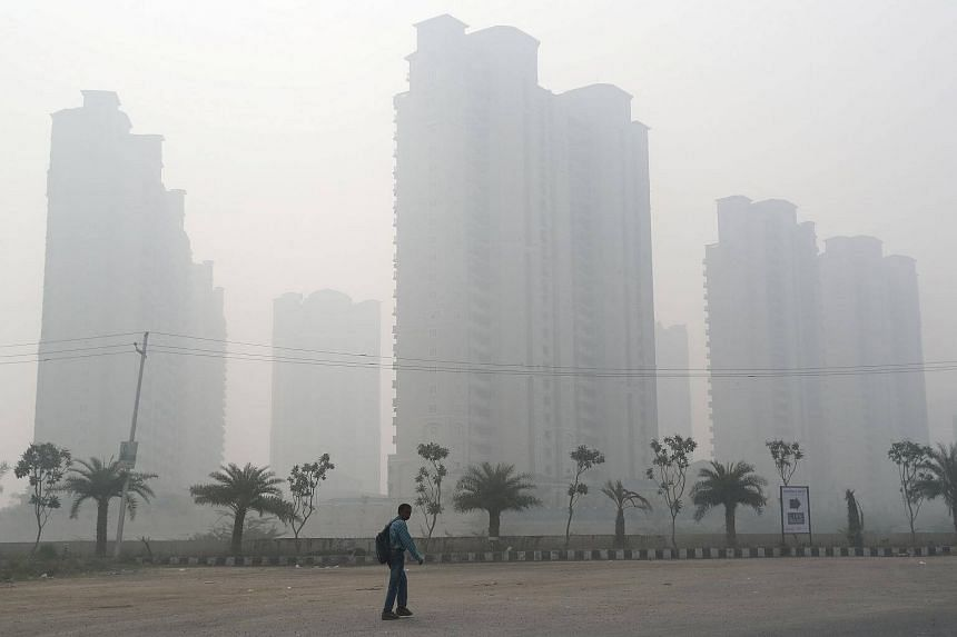Air pollution is estimated to kill more than half a million Indians and Pakistanis every year.
