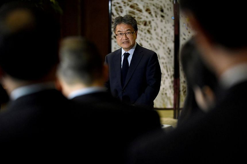 Special Representative for North Korea Policy Joseph Yun will meet with South Korean and international officials in hopes of easing tensions on the Korean peninsula.