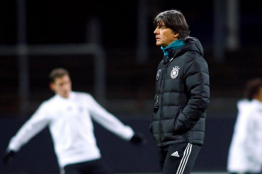 Germany coach Joachim Low is still haunted by memories of the November 2015 terror attacks in Paris.