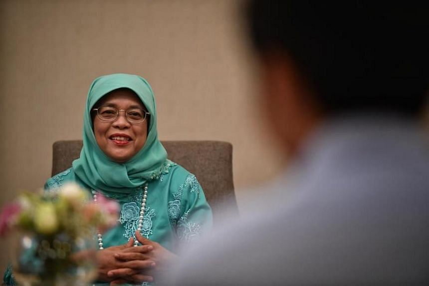 President Halimah, an alumnus of NUS Law Faculty, was a member of the university's board of trustees from 2006 to 2011.