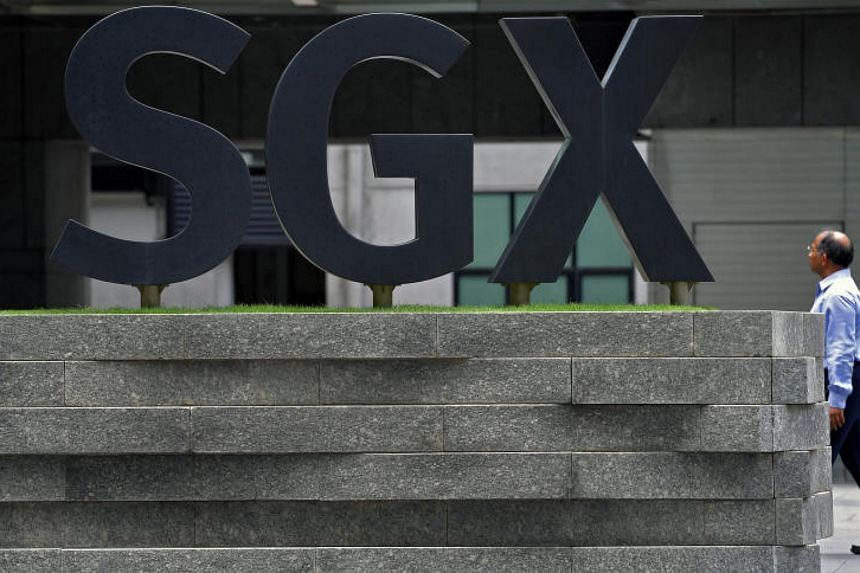 The Straits Times Index lost 20.04 points or 0.59 per cent to 3,399.09 on Tuesday (Nov 14).