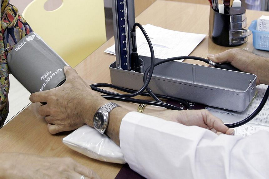 Should Singapore adopt the new high blood pressure cutoff guideline from the American Heart Association, almost one in three people will be classified as having hypertension.