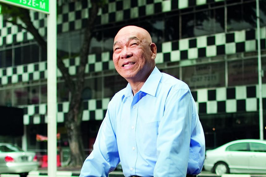 Veteran unionist Cyrille Tan, who died on Nov 10 at the age of 67.
