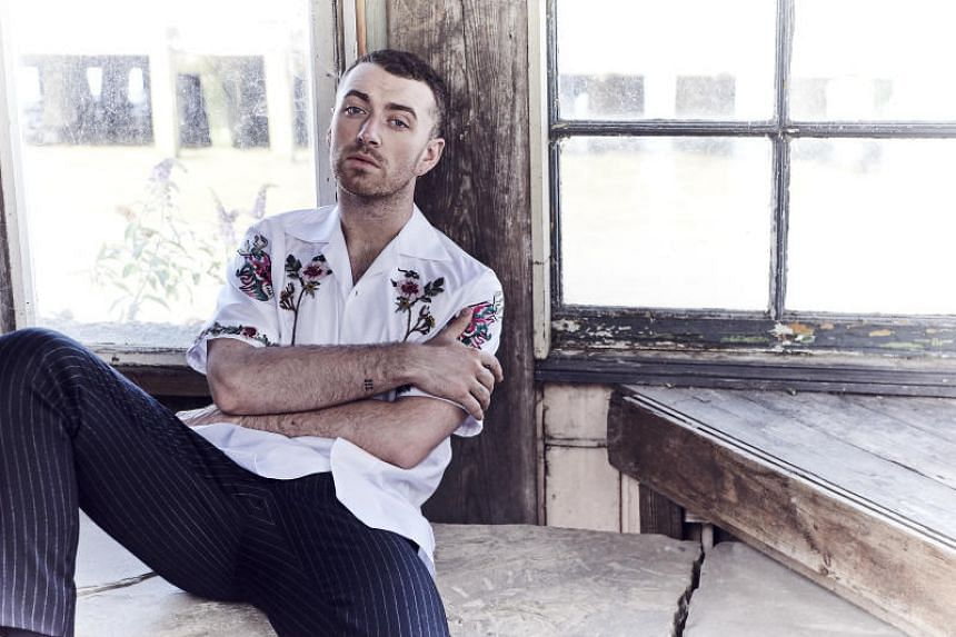 Sam Smith's The Thrill Of It All sold more than 237,000 units in its first week to debut as No. 1.
