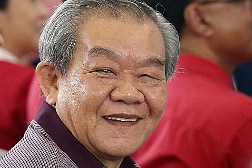 Passengers would buy medicine for senior bus captain Chua Cheng Chuah if he fell sick.