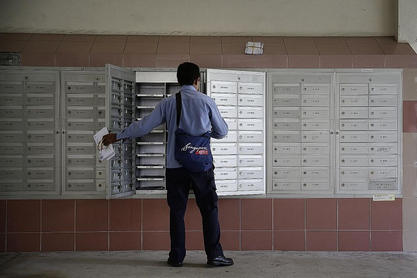 Mail gets delivered. SingPost group chief executive Paul Coutts said the company's strategic vision of transforming from a postal provider to an e-commerce logistics player remains relevant and in the right direction.