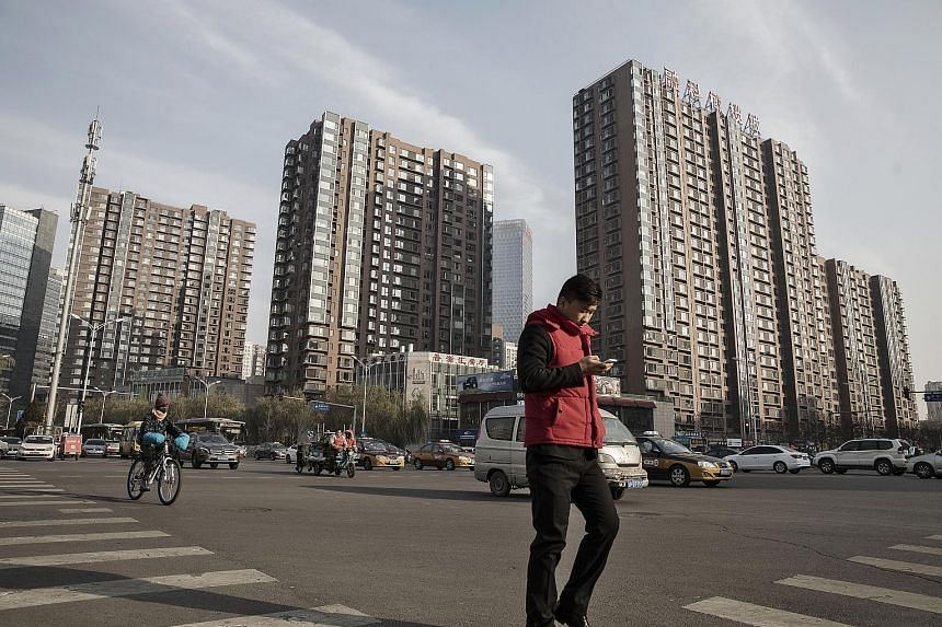 Beijing is already in the second year of a campaign to reduce high levels of debt as the authorities worry that riskier lending practices, especially in the real estate sector, could imperil the economy.