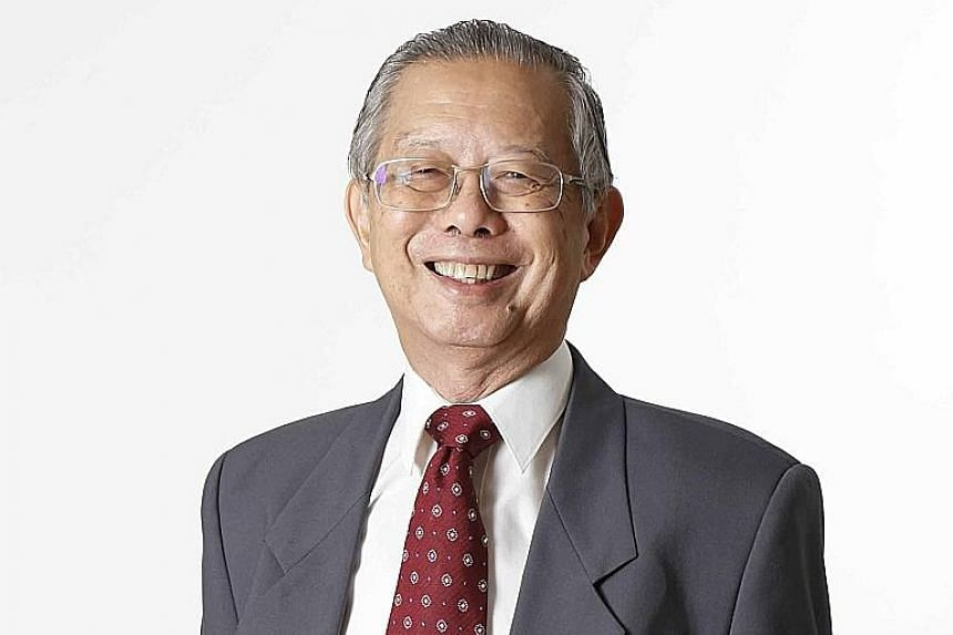 """Mr Lim Siong Guan said there is a need for Singapore to build """"a culture of innovation, excellence and outwardness""""."""