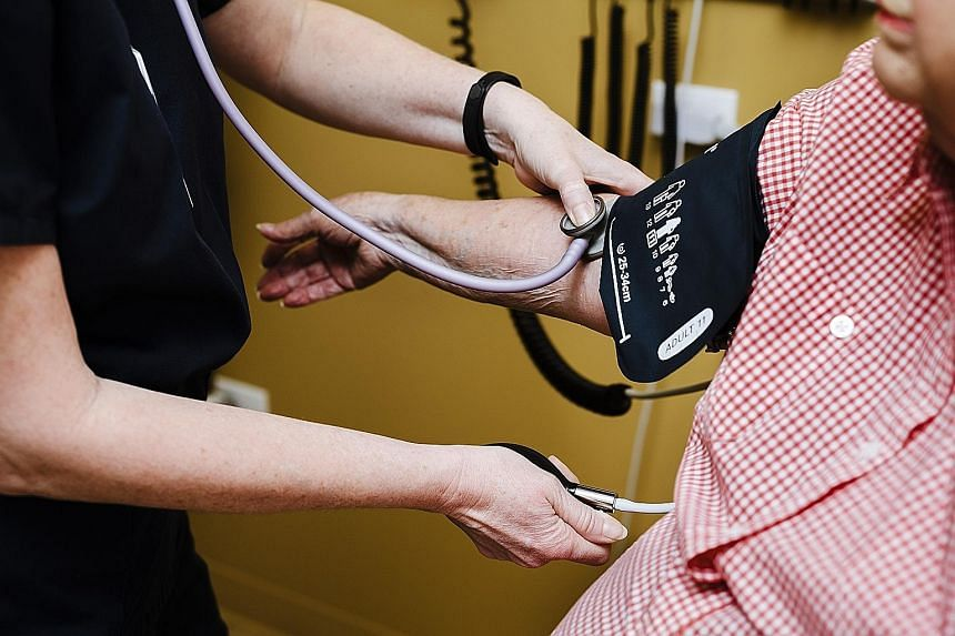 The new guidelines are expected to lead to a surge of people in their 40s with high blood pressure - once considered a disorder mainly among people aged 50 and older.