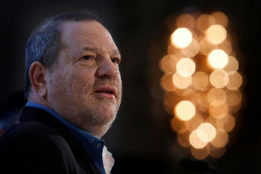 Harvey Weinstein at the UBS 40th Annual Global Media and Communications Conference in New York in 2012. Along with the movie company he co-founded, The Weinstein Company, the disgraced film mogul was sued by an anonymous actress on Nov 14, 2017.