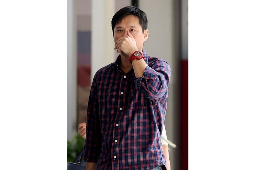 Bentley Lee Chang Yeh, now 37,  committed most of his offences after leaving UOB but remained in contact with his ex-client.