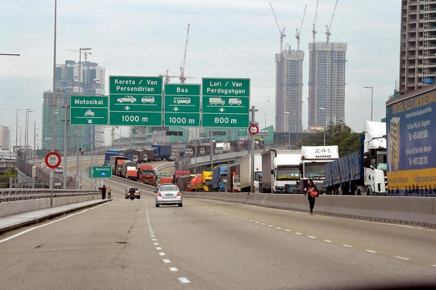 ICA has advised travellers to avoid Woodlands Checkpoint due to an emergency exercise in Johor.