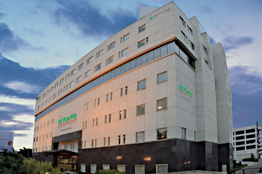 Fortis Healthcare Limited, the controlling shareholder of RHT Health Trust, is proposing to acquire the trust's entire asset portfolio for 46.5 billion Indian rupees (S$965.95 million).
