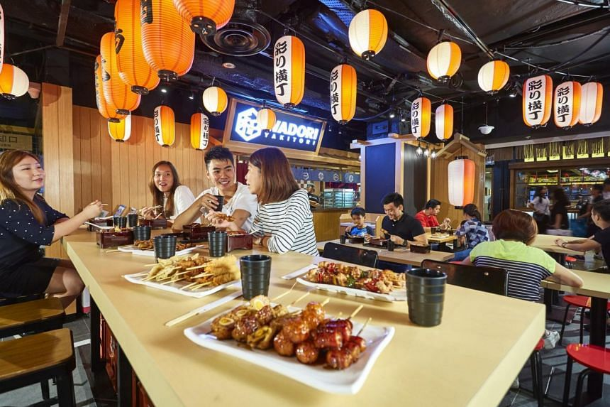 Japanese restaurant group RE&S Holdings has priced its initial public offering of 38 million shares at 22 Singapore cents a share.
