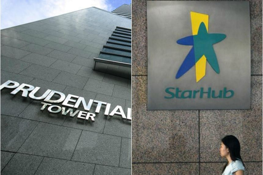 The Fasttrack Trade platform is a partnership between Prudential Singapore and Starhub.