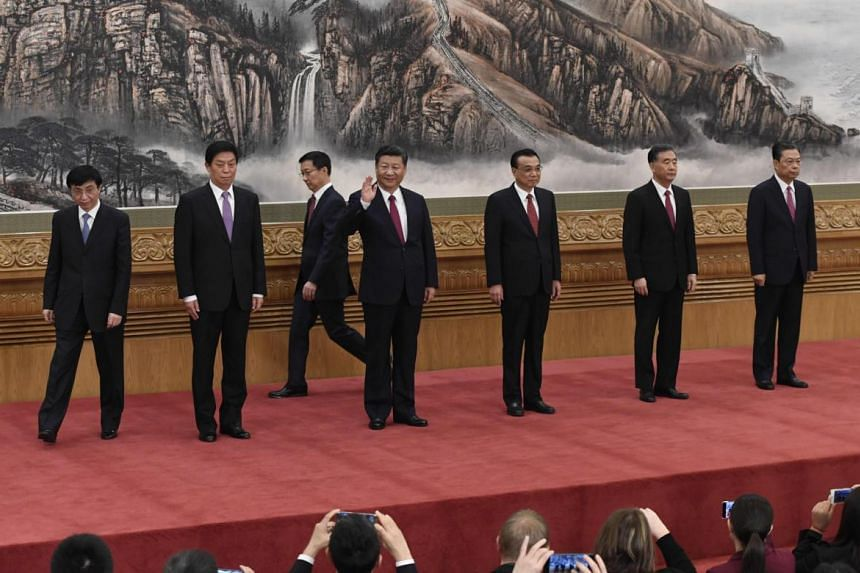 """The reforms were part of efforts to build a new """"socialism with Chinese characteristics""""."""