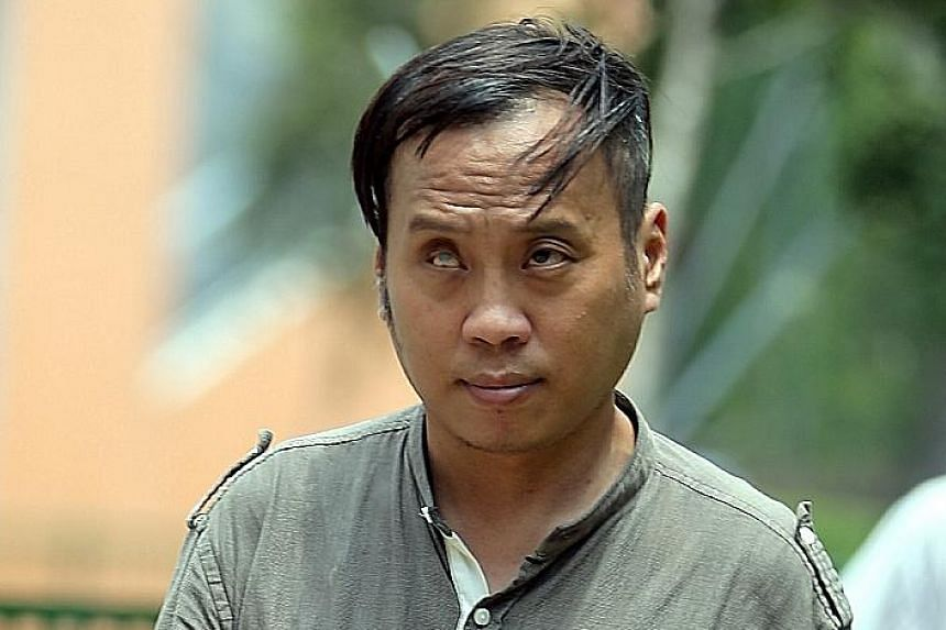 Lim Jit Kiat was to have been sentenced yesterday for forging a POSB cheque for $1.36 million, with the intention of passing it off as a cheque signed by his father, the authorised signatory.