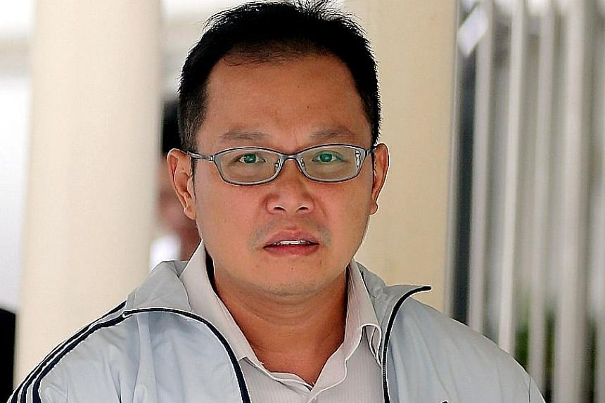 """The judge said Daniel Wong Mun Meng's offences were """"unbecoming of a teacher"""" and his career as an educator had been """"greatly jeopardised"""". He has been suspended from duty since December 2015."""