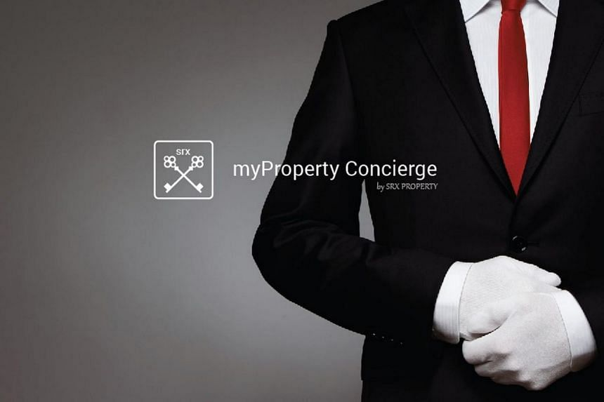 Called myProperty Concierge, the free service entails a concierge from SRX Property connecting with clients to understand their needs and goals.