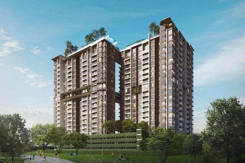 d'Edge Thao Dien, a 273-unit residential development in Ho Chi Minh City's District 2.