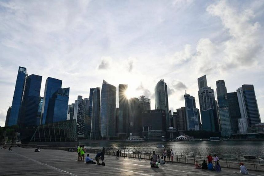 The Singapore economy could blow past government forecasts to bring 2017's full-year gross domestic product (GDP) growth to between 3.4 per cent and 3.7 per cent, says the latest Business Times-Singapore University of Social Sciences (BT-SUSS) Busine