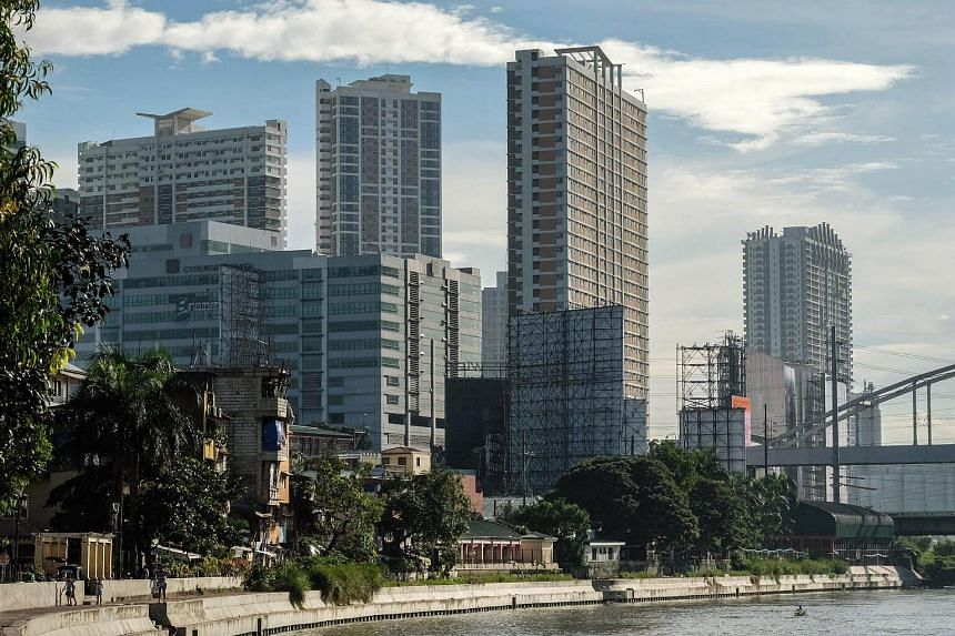 The Philippines is now the second-fastest growing economy in Asia.