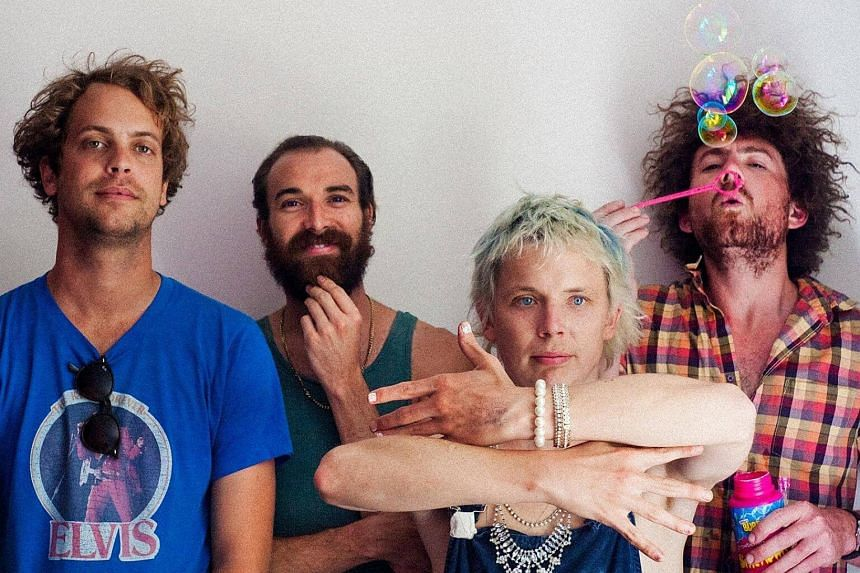 Australian psychedelic rock band Pond have cancelled their concert at the Esplanade Annexe Studio on Nov 23.