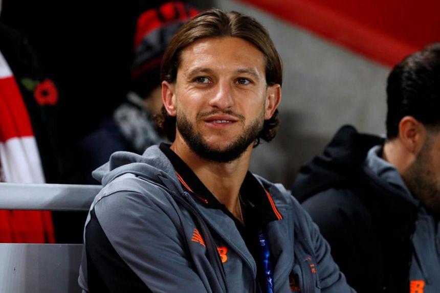 Injuries have blighted Liverpool's start but Adam Lallana is back in full training after damaging his thigh during pre-season   .