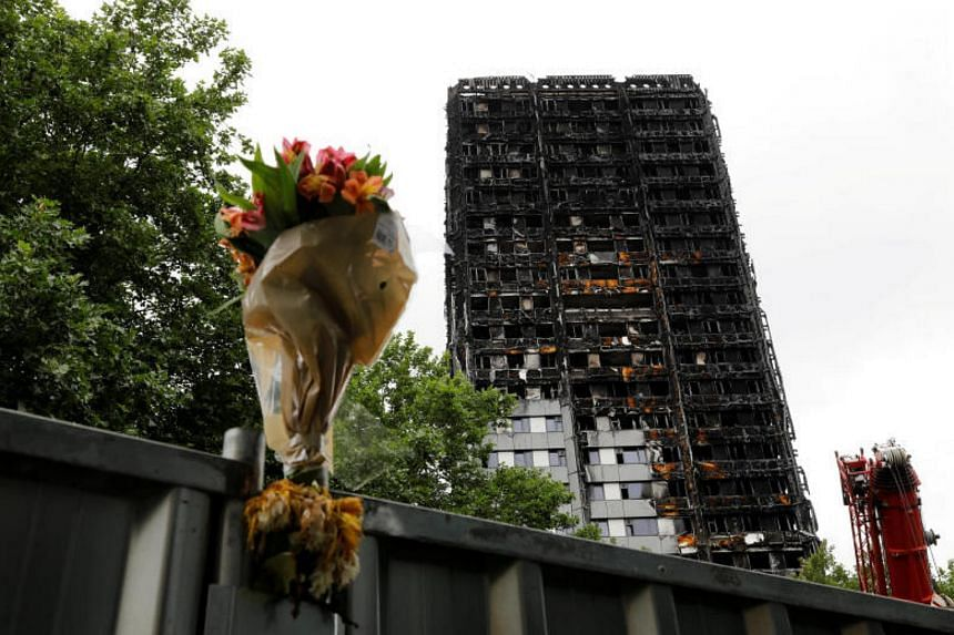The devastating blaze spread rapidly through Grenfell Tower on June 14, with 293 people inside as the only escape route became filled with smoke.