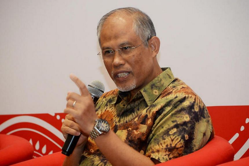 Environment and Water Resources Minister Masagos Zulkifli said Singapore will work with its neighbours to advance the Asean Plan of Action for Energy Cooperation 2016-2025.
