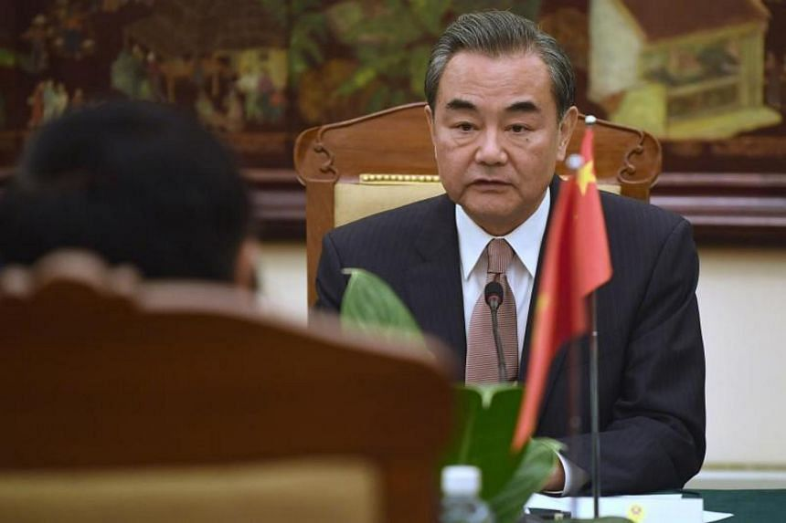 Chinese Foreign Minister Wang Yi will go to Bangladesh and Myanmar this weekend. where he would meet his counterparts and exchange views on bilateral ties and issues of mutual regional concern.