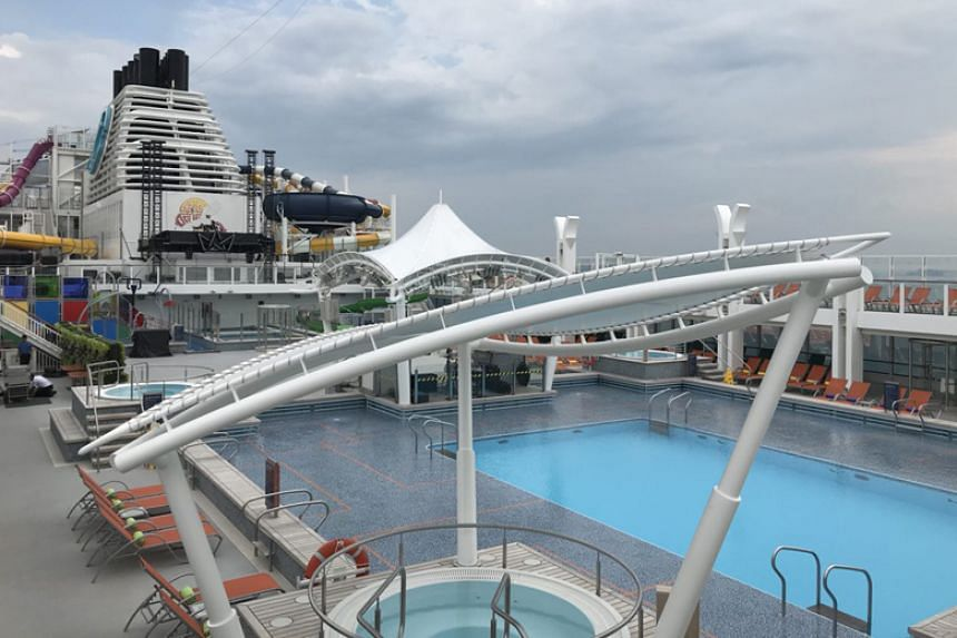 To promote Genting Dream to these markets, the Singapore Tourism Board, Changi Airport Group and Genting Cruise Lines have signed a tripartite partnership worth $28 million.