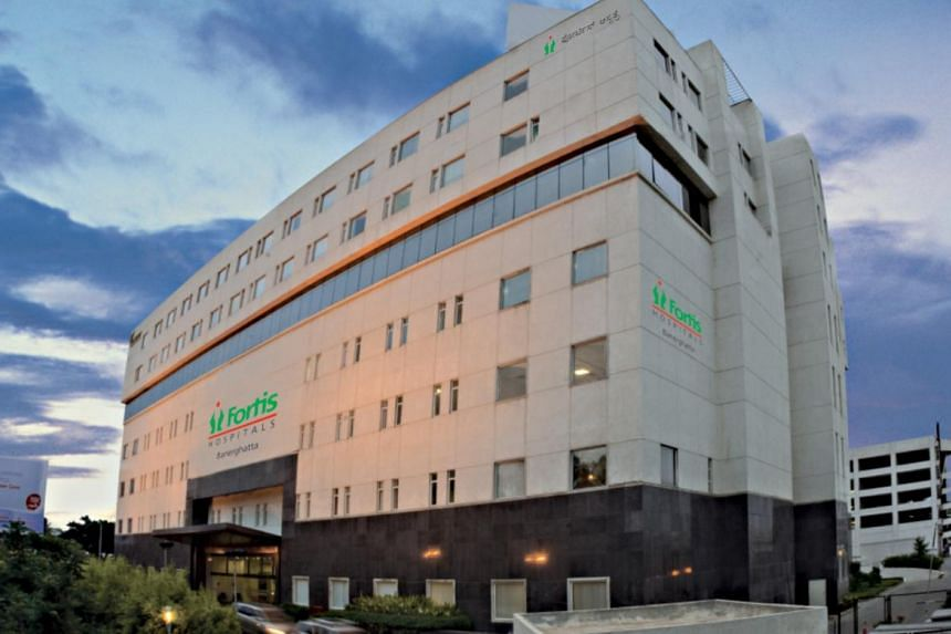 Fortis Healthcare Limited, the controlling shareholder of RHT Health Trust, is proposing to acquire the trust's entire asset portfolio for 46.5 billion Indian rupees (S$966 million).