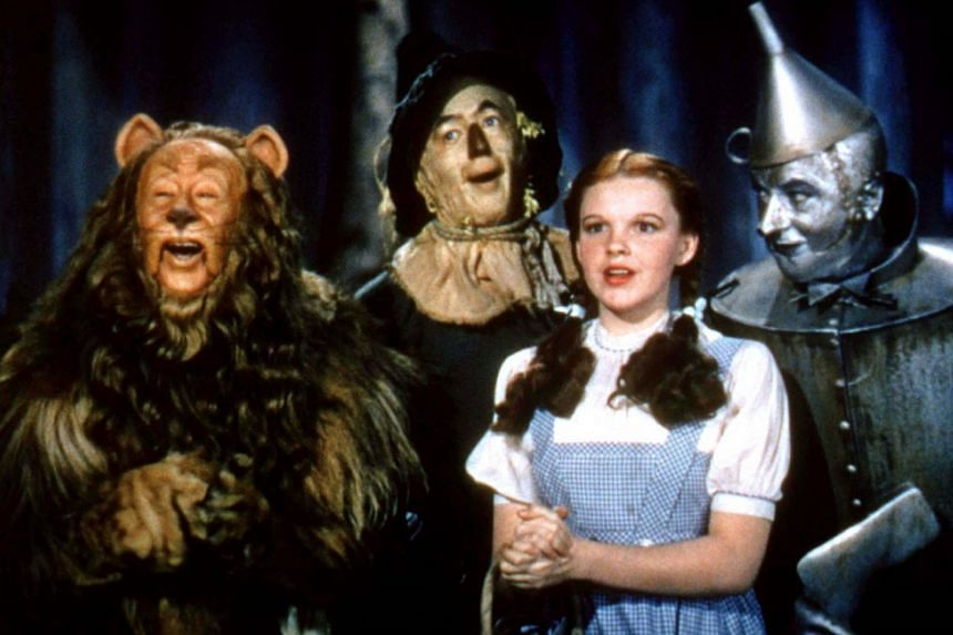 Judy Garland was groped repeatedly by Louis B. Mayer, producer and co-founder of Metro-Goldwyn- Mayer studios. The harassment began around the time she was playing Dorothy in The Wizard Of Oz (1939, right).