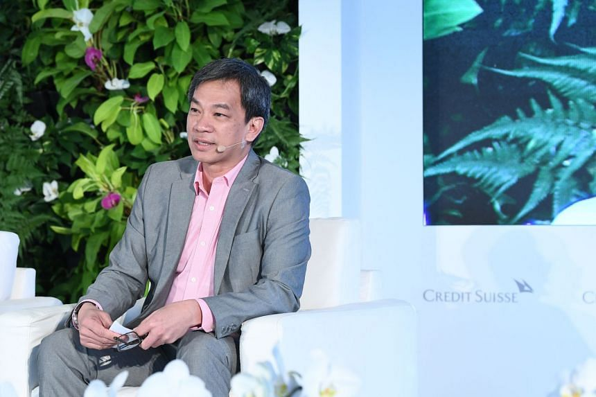 Dr Gerardo Legaspi says that if needs are clearly drawn out and achievable, people will rally to it. PHOTO: CREDIT SUISSE
