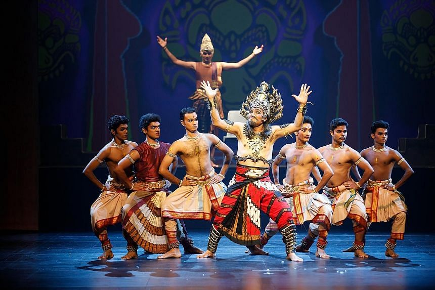 Anjaneyam - Hanuman's Ramayana