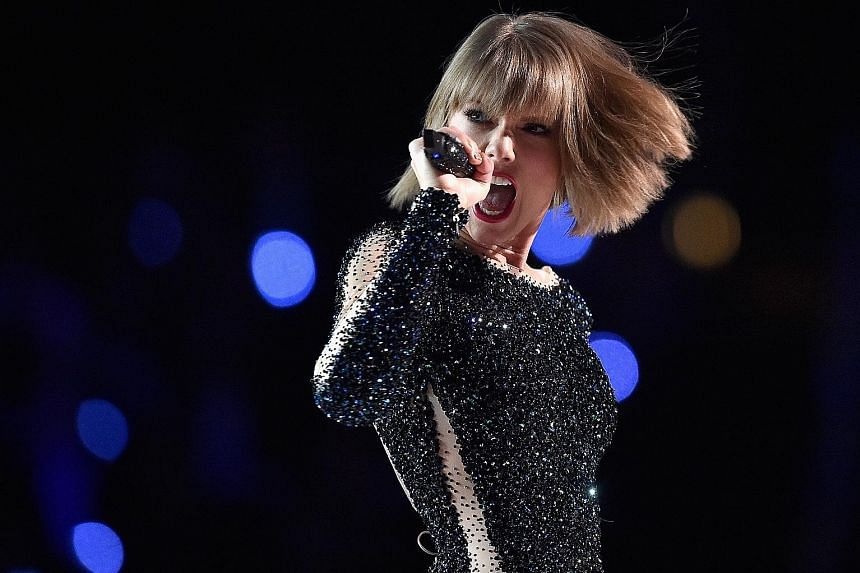 Taylor Swift's new album Reputation is the highest-selling album of the year.